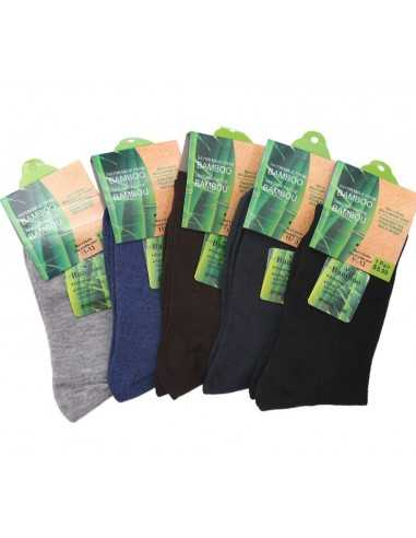 CALCETINES BAMBOO 12 UNIDADES