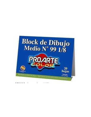 BLOCK DE DIBUJO Nº  99