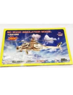 ROMPECABEZA ARMABLE 3D GRANDE (unidad) importado Juguetes Infantil
