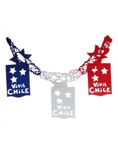 GUIRNALDA 18  VIVA CHILE EN...