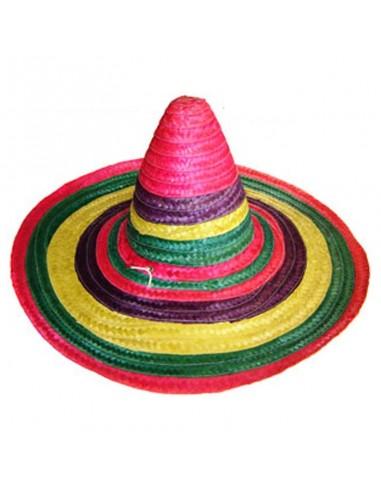 SOMBRERO MEXICANO (SIMPLE)  Gorro