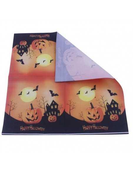 SERVILLETA HALLOWEEN PAPEL DISEÑOS VARIADOS  Halloween