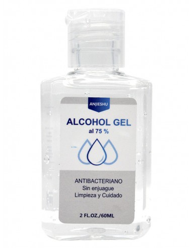 Alcohol Gel Anjieshu 60ml