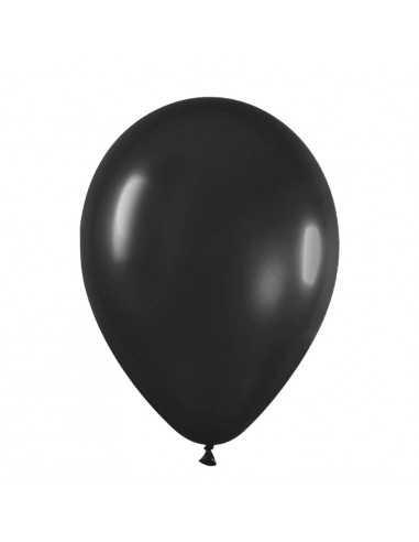 BOLSA GLOBOS N°12 (50 unidades) Negro
