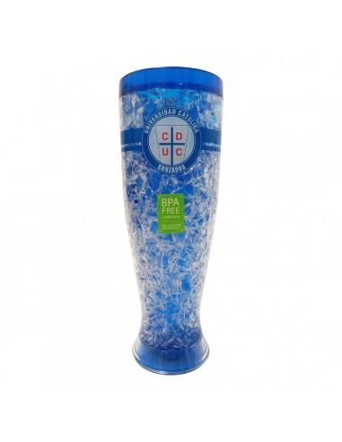 Vaso Frozen Gel 16 Oz Católica