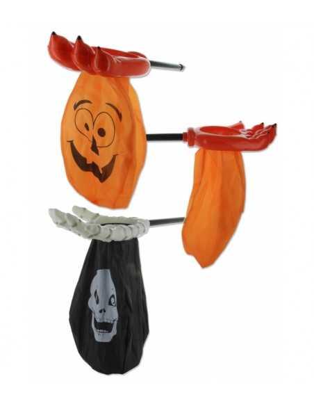 MANO DE DULCES HALLOWEEN UNIDAD COLORES  Halloween