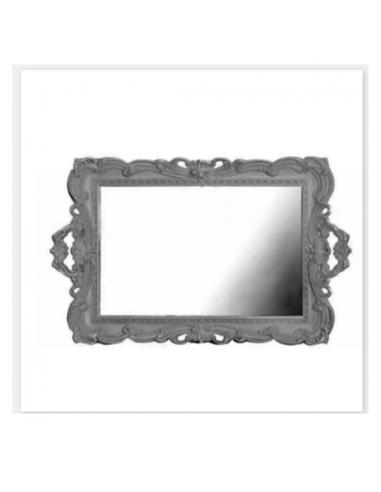 bandeja tipo espejo