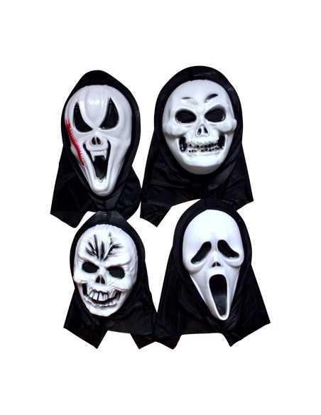 MASCARA HALLOWEEN DISEÑOS  Halloween