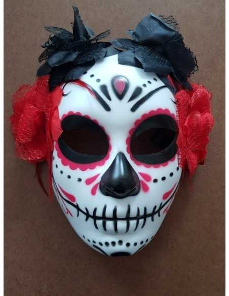 MASCARA HALLOWEEN CALAVERA MEXICANA  Halloween