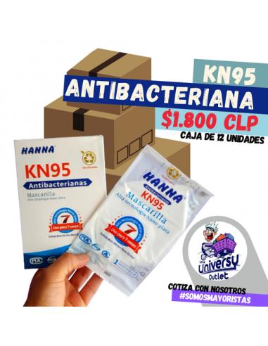 MASCARILLA KN95 Antibacterianas