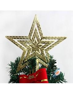 Estrella de Árbol Navideño...