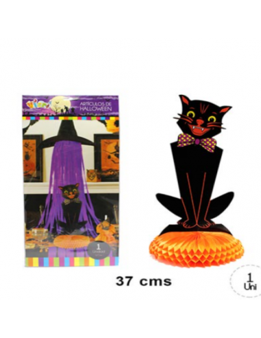 CENTRO MESA GATO HALLOWEEN/240  Halloween