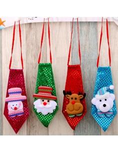 Corbata Navideña Diseños...