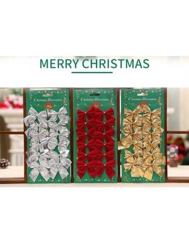 Display de Listones navideños Unidad