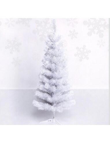 Árbol del navidad blanco tamaños