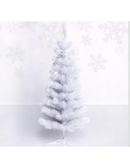 Árbol del navidad blanco tamaños  Especiales
