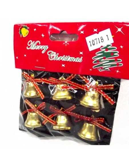 CAMPANA ADORNO NAVIDEÑO Nº 24  Navidad
