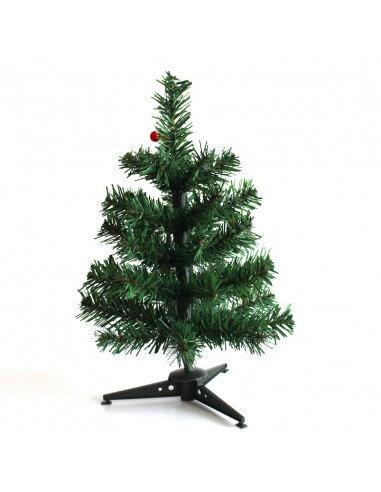 Árbol del navidad verde tamaños