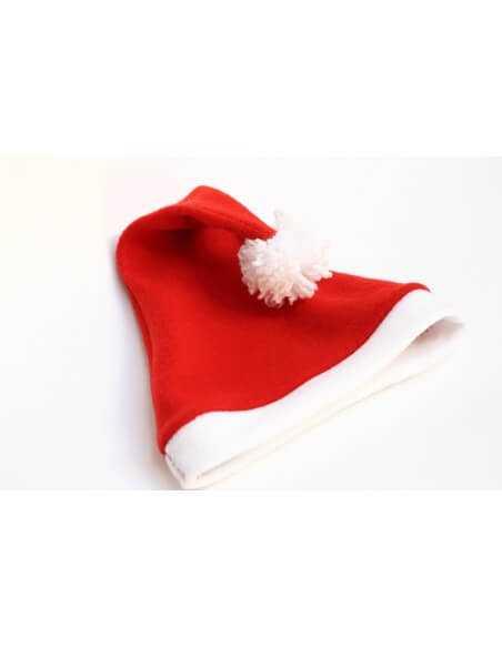 Gorro de Navidad Económico DOCENA.  Especiales