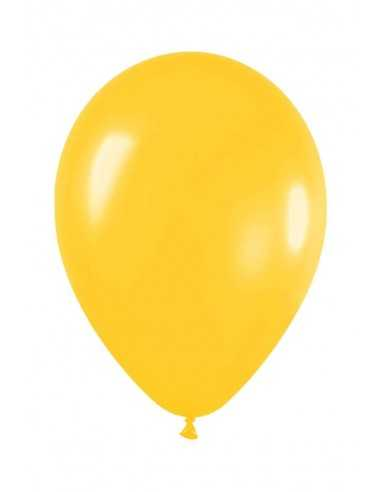 BOLSA GLOBOS N°12 (50 unidades) Amarillo