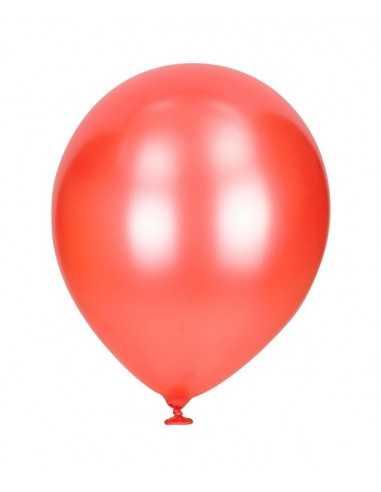 BOLSA GLOBOS N°12 (50 unidades) Rojo
