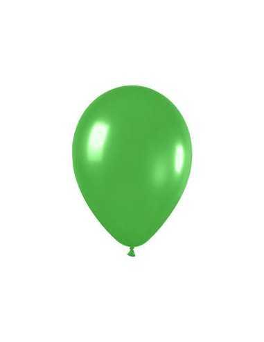 BOLSA GLOBOS N°12 (50 unidades) Verde...