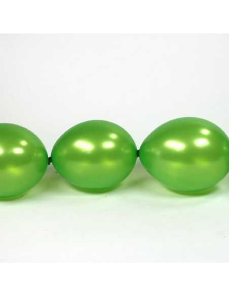 BOLSA GLOBOS N°12 (50 unidades) Verde Claro  Globos