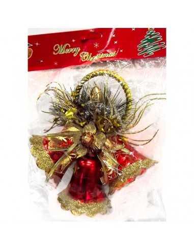 Campana puerta Adorno N°27  Navidad