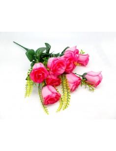 Ramo de flores plásticas Rosas