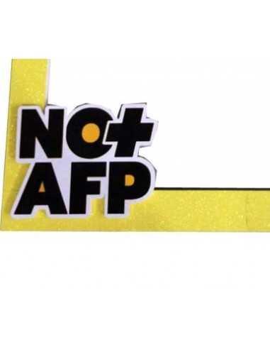 SELFIE PARA NO + AFP