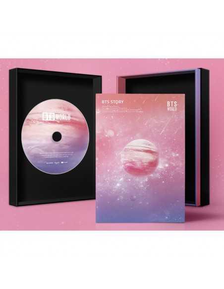 BTS CD WORLD
