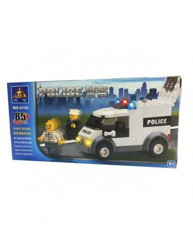 Block Police  Block - Lego