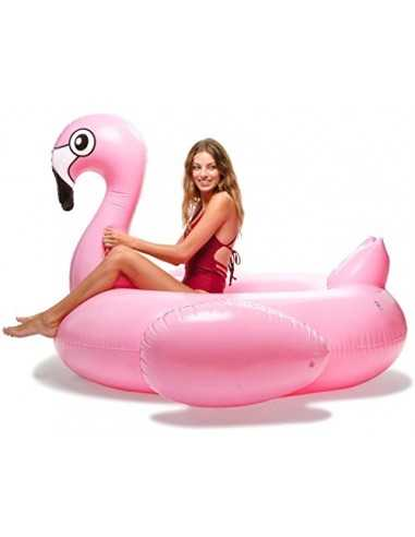 INFLABLE FLAMENCO XL