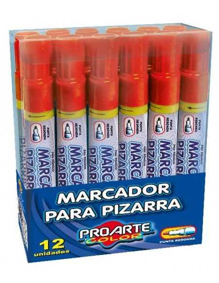 PLUMON PARA PIZARRA ROJO  Marcadores