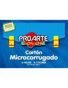 CARPETA CARTÓN CORRUGADO