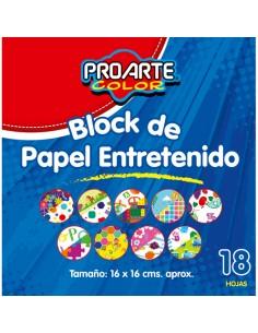 BLOCK ENTRETENIDO ORIGAMI...