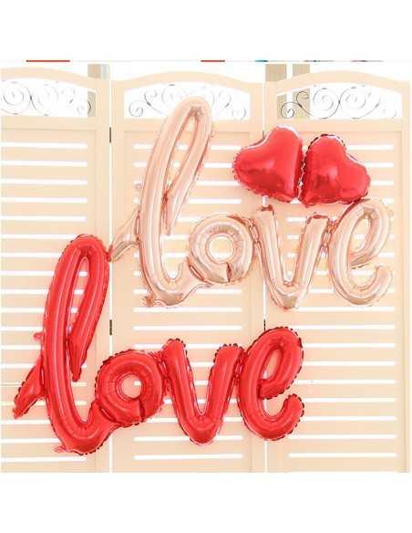 GLOBO LOVE importado Dia de los Enamorados