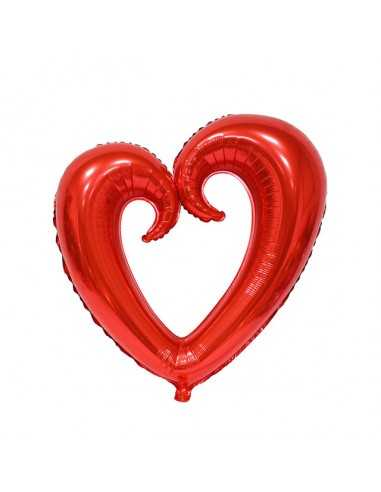 GLOBO CORAZÓN importado Dia de los Enamorados