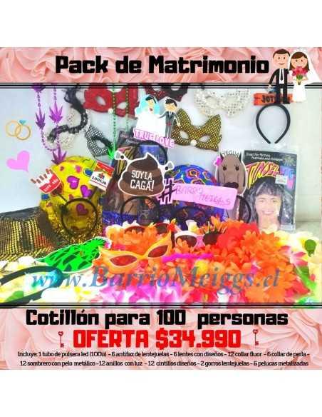 Pack de Matrimonio  Matrimonio