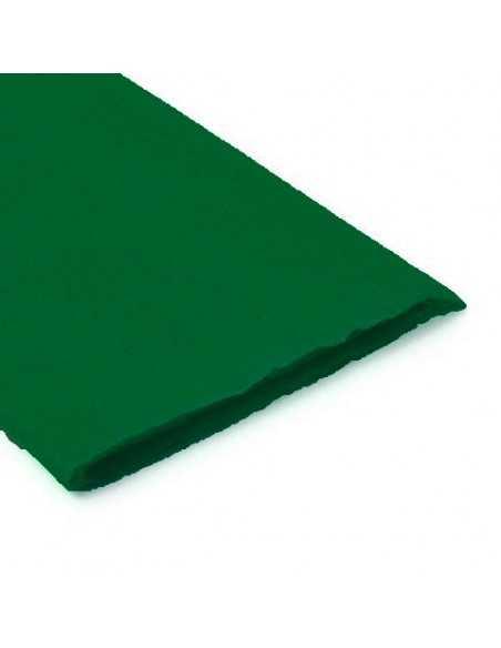 Pliego de Papel Crepe Verde importado Pliego