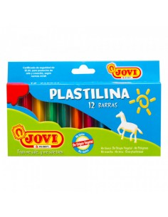 PLASTICINA TRIANGULAR 12...