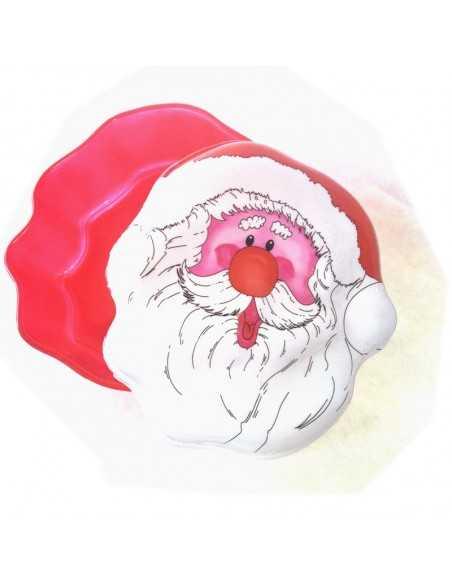 CAJA PARA GALLETA NAVIDEÑA (surtido)  Navidad