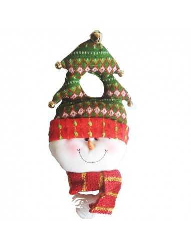 ADORNO PUERTA NAVIDEÑO  Navidad