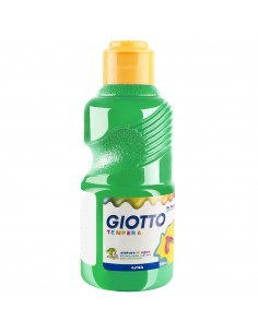 TEMPERA FRASCO 250ML VERDE
