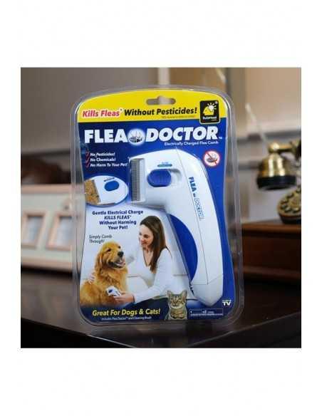 FLEA DOCTOR PARA TU MASCOTA importado Juguete Mascota