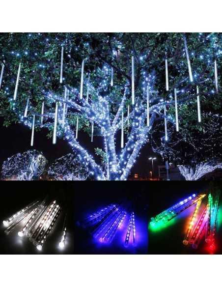 CASCADA DE LLUVIA LED DE 3 Mts  Navidad