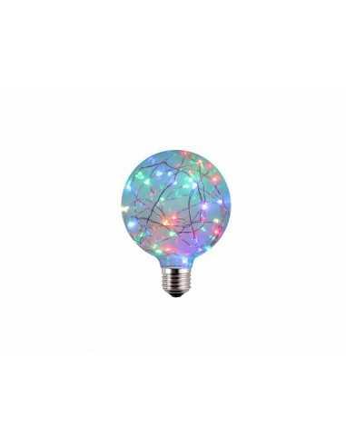 AMPOLLETA LED E27 DECORATIVA G95 1.7W...