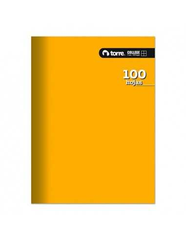 CUADERNO COLLEGE 100HJS MAT 7 mm