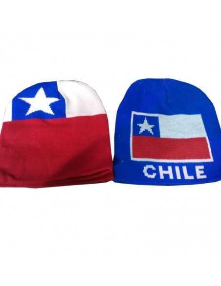 GORRO DE CHILE DOCENA  Fiestas Patrias