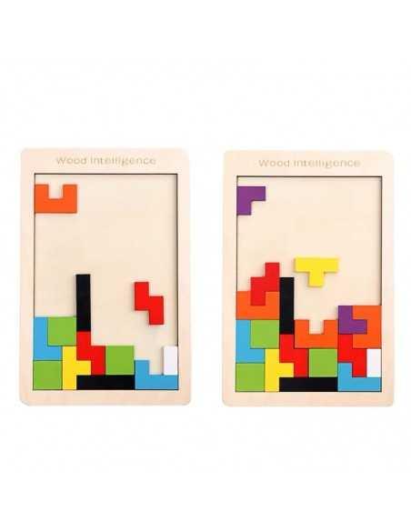 Tetris Chico de Madera  Dia del Niño